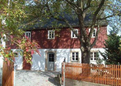 Berghof Neustadt in Sachsen