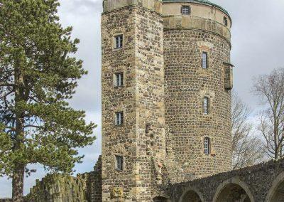 Burg-Stolpen