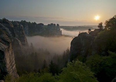 Elbsandsteingebirge-im-Herbst