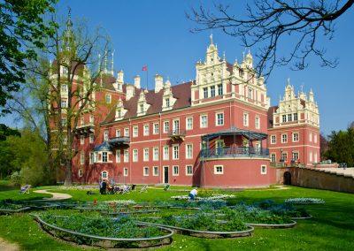 Bad Muskau Fürst Pückler Schloss